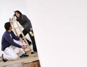como se prepara una pared para pintar