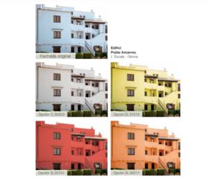 estudio color fachadas